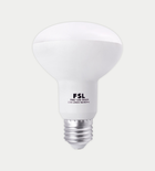 FSL LED 13w Reflector bulb R80 - Warm white