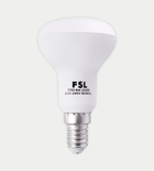 FSL LED 6w Reflector bulb R50 - warm white