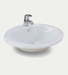 AQUASAN Livia countertop Wash Basin with Mixer