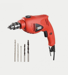 Black+Decker 500 W drill + 5 Accessories