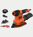 Black+Decker 200 W Multi-Sander