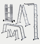 Aluminum Multi Purpose Ladder