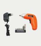 Black+Decker 3.6V Lithium Screwdriver