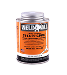 WELDALL CPVC cement