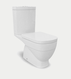 AQUASAN Sapia Floor Standing WC