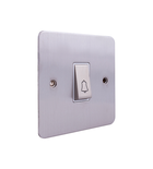 A&T 10A 1 Gang Switch Bell 3mm
