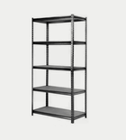 5-Metal Shelf Storage Rack